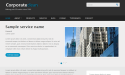 Simple Clean Business Theme Drupal Download