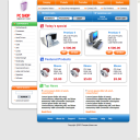 Computer Store Web HTML Template Download