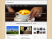 Coffee Themed Template WordPress Format