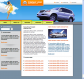Car Automobile Themed HTML Template HTML Format
