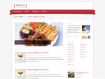 Web Template Restaurant Theme for WordPress WordPress Format
