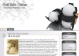Golf Theme for WordPress WordPress Format