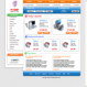 Computer Store Web HTML Template HTML Format
